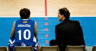Xavi Rabaseda y Txema Solsona