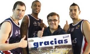 Paco García ha encajado perfectamente en la plantilla del Ourense (Foto: COB)