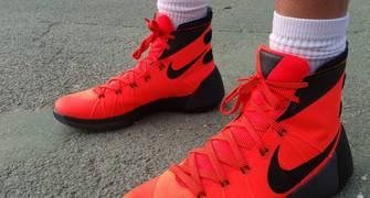 Hyperdunk 2015, unas botas de bota alta con detalles de baja