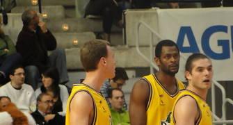 García, Lopez y Barnes, tres protagonistas del encuentro