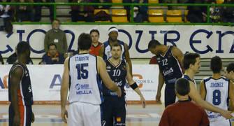 Melilla fue superior en todo momento al equipo gallego (Foto: Sonia González)