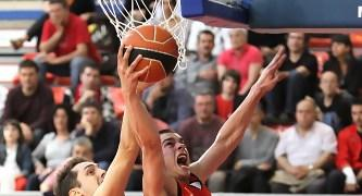 Llorca fue uno de los protagonistas del partido (Foto: ACB PHOTO/J. Alberch)