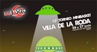 Cartel del Torneo Villa de la Roda