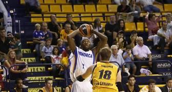 Jakim Donaldson, MVP de la Jornada (ACB Photo/Miguel Henríquez)