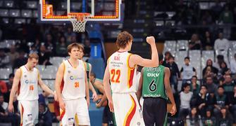 Coby Karl celebra la victoria. (Foto: www.victorsalgado.com)