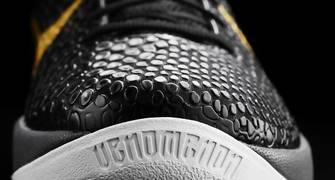 Las Nike Zoom Kobe VI con el logo Venomenon