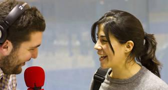 Nuria Montolio, entrenadora del Barça (Foto: Lafargue)