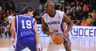 Melvin Sanders no pudo debutar con victoria (ACB Photo)