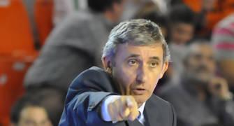 Svetislav Pesic da instrucciones (foto: FM)