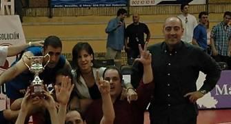 Vic celebró en Palencia el ascenso a la liga LEB-2