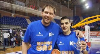 Roberto Molina y Chufi Rodríguez (Foto: Jonatan González)
