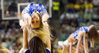 Cheerleaders (Foto: Lafargue)