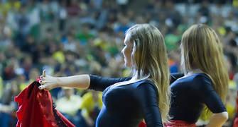 Cheerleaders (Foto: Lafargue)