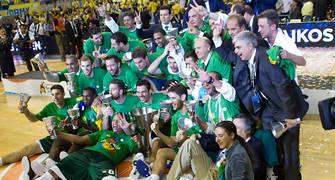 La foto de los campeones (Foto: Lafargue)