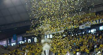 Campeones (Foto: Lafargue)