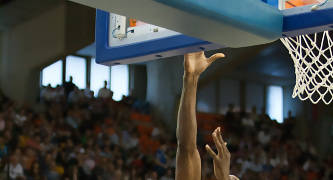 ¿La última canasta de Middleton en ACB? (Foto: Lafargue)
