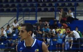 Jorge Jiménez (Foto: Melilla Baloncesto)