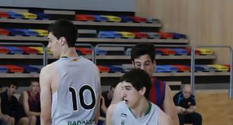 Guillem Vives y Álex Suárez, del júnior de la Penya a la Adecco Plata (foto del basquetmaniàtic)