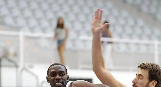 Georvys Elías, uno de los pilares del Tenerife Baloncesto (foto César Borja)