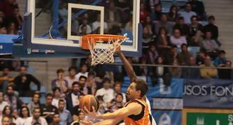 Sergio Sánchez, equilibrio en el aire (Foto: ACB PHOTO / Jorge Marqués)