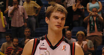 Tiago Splitter, MVP de la Supercopa ACB <u>Foto: José María Benito</u>