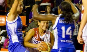 Ros Casares no dio opción a la sorpresa (foto: CB Ciudad de Burgos/Chema Susilla)