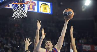 Entrada de Perovic. Foto: victorsalgado.com