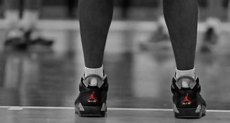 zapatillas de kevin landford foto:dani vidaurre