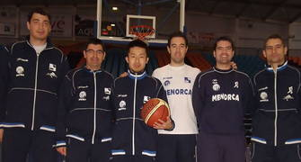 Es el club elegido por Takayuki Yasuda para ampliar sus conocimientos sobre baloncesto