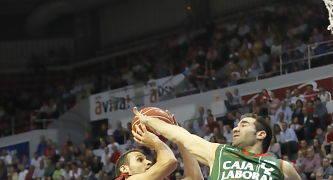 Llompart le ganó la partida a Cabezas (Foto: ACB PHOTO/E.Casas)