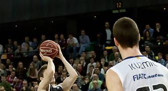 Sergio Sánchez debutó en ACB  (Foto: Luis Fernando Boo).
