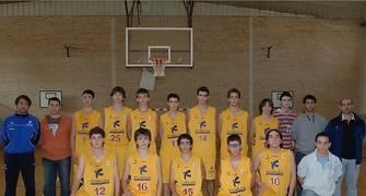 Equipo cadete de Grupo Capitol Valladolid