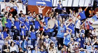 Supporters del GBC (Foto: Ander Morea)