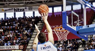 Felipe Reyes prueba de dos.