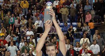 Jordi Trías, MVP <u>Foto: José María Benito</u>