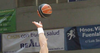 Tom Wideman en el salto inicial (foto: FM)
