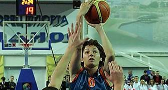 Laia Palau lo intentó todo (Foto: FIBA Europa/Ciamillo-Castoria)
