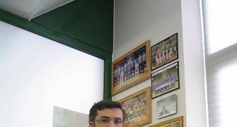 Paco García y su Breogán destacan en defensa