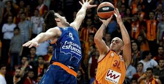 Carlos Arroyo fue el más destacado de Galatasaray
