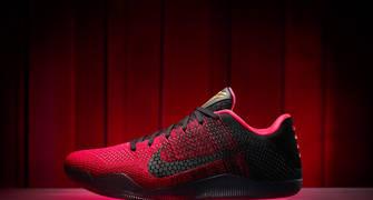 Kobe XI, las últimas zapatillas de Kobe en activo