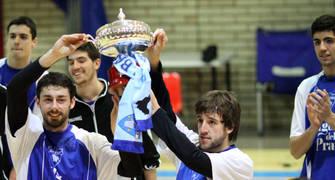 CB Prat ofrece Copa afición (foto basquetmaniàtic)