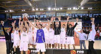 CB Prat campeón Copa (foto Rocío Benítez para FEB)