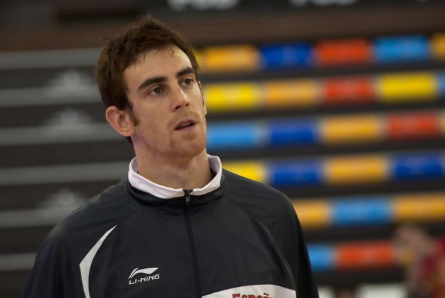 Víctor Claver (Foto: Antonio Magán)
