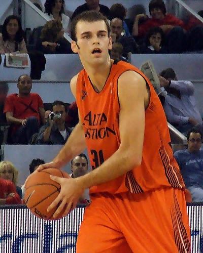 Andrés Miso destacó ante el MMT Estudiantes (Foto: Fran Martínez)