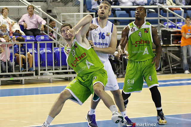 ADECCO ORO 2012-13: Lucentum Alicante - Lobe Huesca