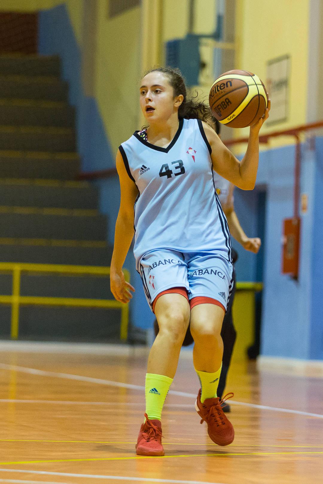 BFA - RC Celta Baloncesto (Foto: Daniel Marzo ©)