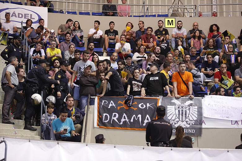 Aficionados PAOK Salonica (Foto: Carlos González)