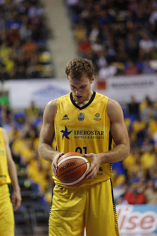 Tim Abromaitis (Foto: Carlos González)