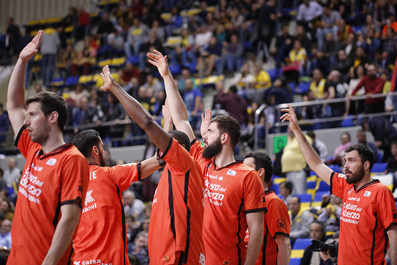 Valencia Basket (Foto: Carlos González)