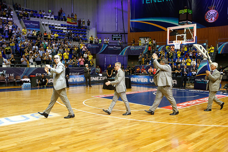 Coach - Assistants (Foto: Carlos González)